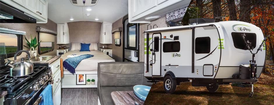 Forest River Flagstaff E-Pro Travel Trailer