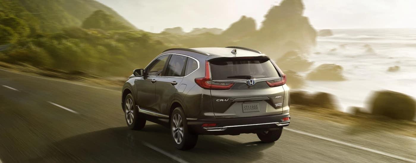 Honda CRV Towing Capacity