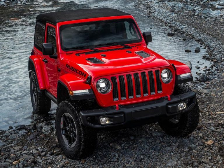 Jeep Wrangler Unlimited Towing Capacity