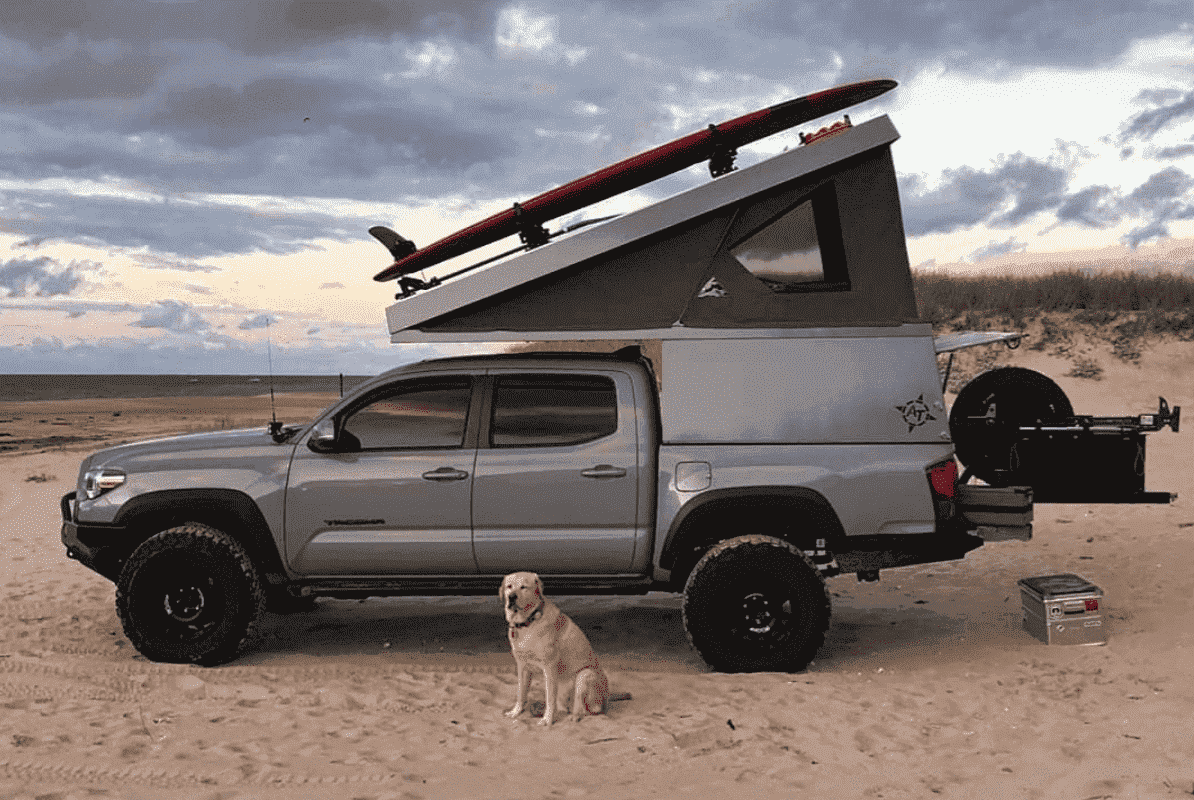 Tacoma Camper