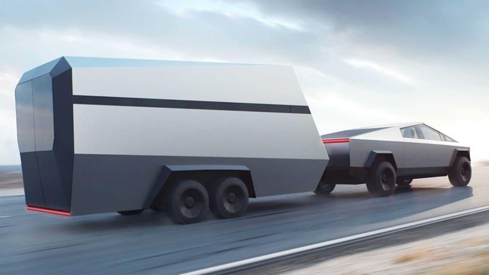 Tesla Cybertruck Trailer