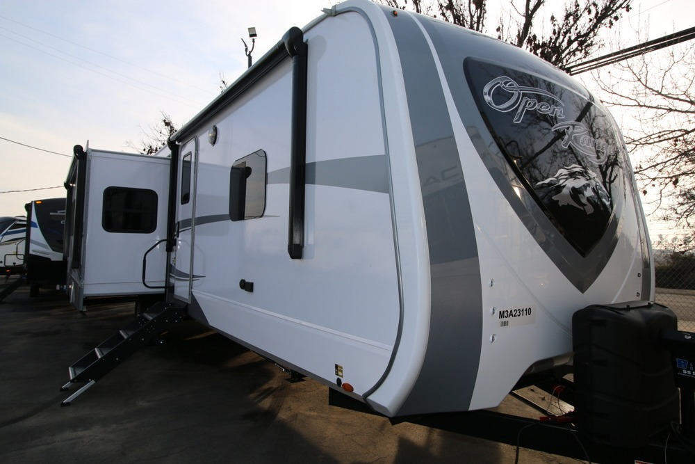 Travel Trailer With Washer And Dryer
